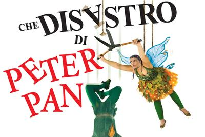 NUOVE DATE! Che disastro di Peter Pan